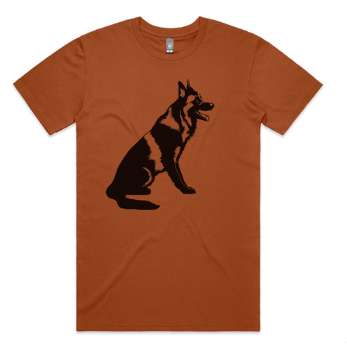 Tessa the Shepherd Copper Mens T
