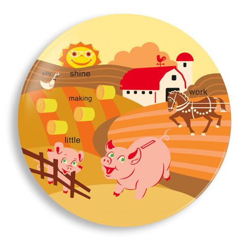 Little Piglet Plate - Jane Jenni