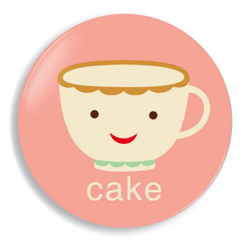 Cup Cake Plate - Jane Jenni