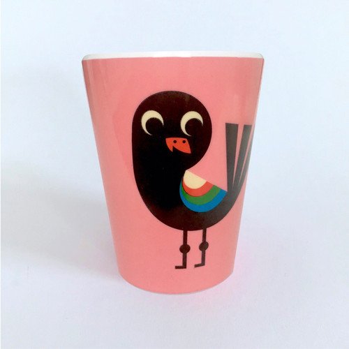 OMM Design - Pink Bird Tumbler