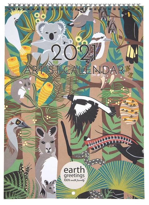 2021 Artist Calendar