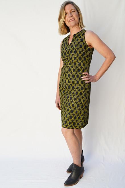 Tunic Dress Hinter Ink Grn