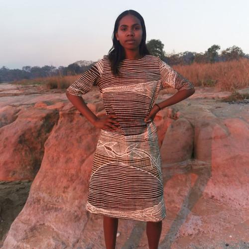 Doris Day Dress Kunwadde Dja Manyawok