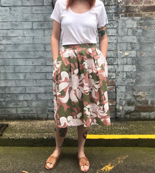 Bridgette skirt Waratah