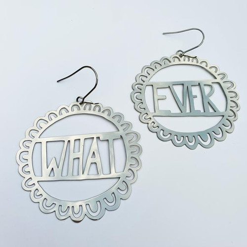 What Ever Dangles in Silver