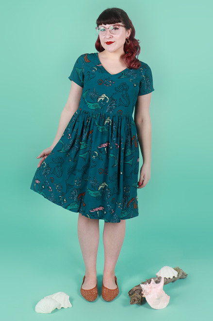 Evie Dress Mermaids