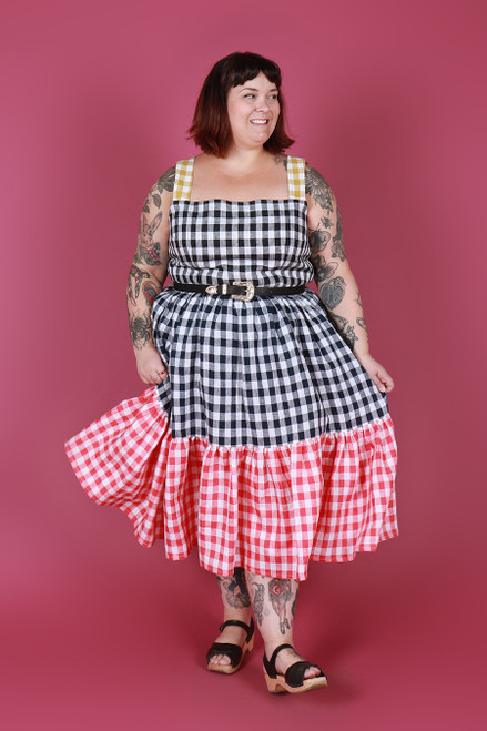 Rayna Dress Picnic Gingham
