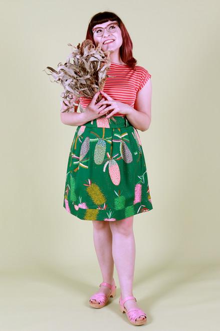 Bonnie Skirt Backyard Blooms