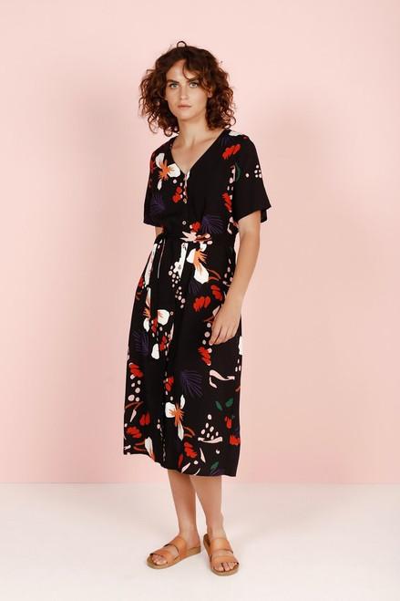 Seville Kimono Dress C