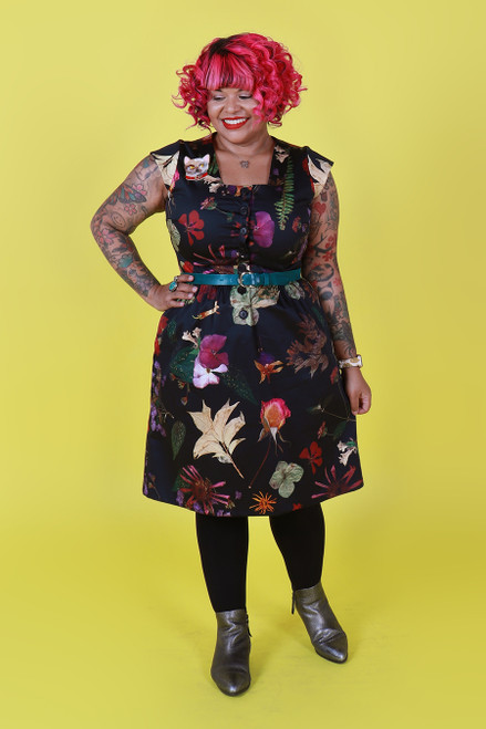 Ruby Dress Botanist