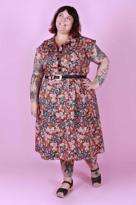 Trixie Dress Primrose Floral