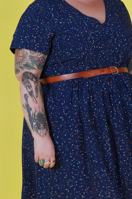 Evie Dress Freckle