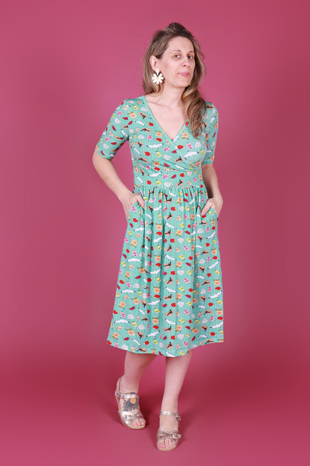 Winnie Reversible Dress Summer Lovin Minis