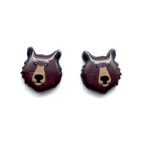 Baxter Bear Studs