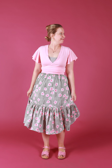 Rayna Skirt Daisy Chain