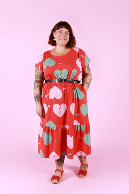 Rayna Tee Dress Museum of Love