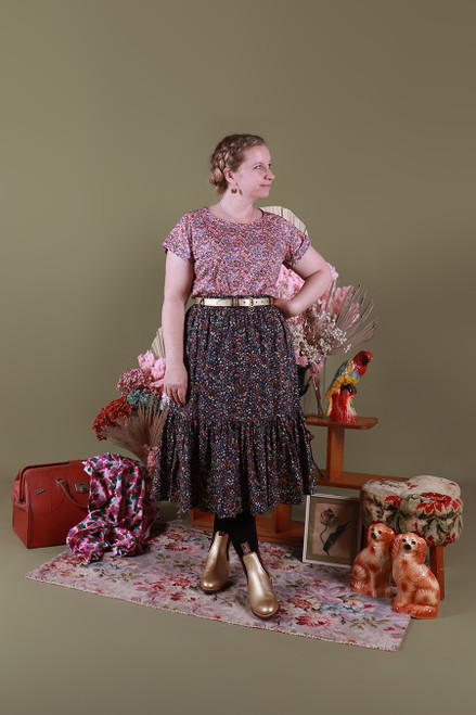 Rayna Skirt Long Liberty of London Donna Leigh