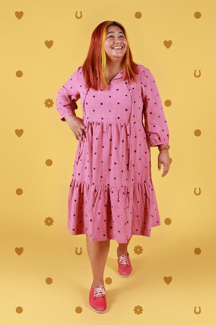 Willow Dress Lucky Spot