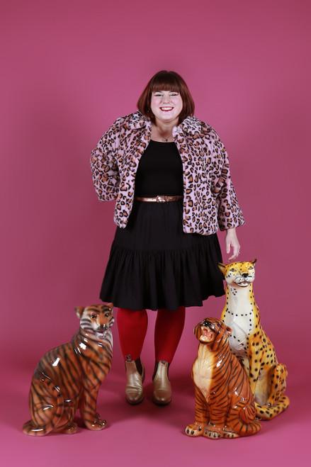 Gidget Coat Pink Panther