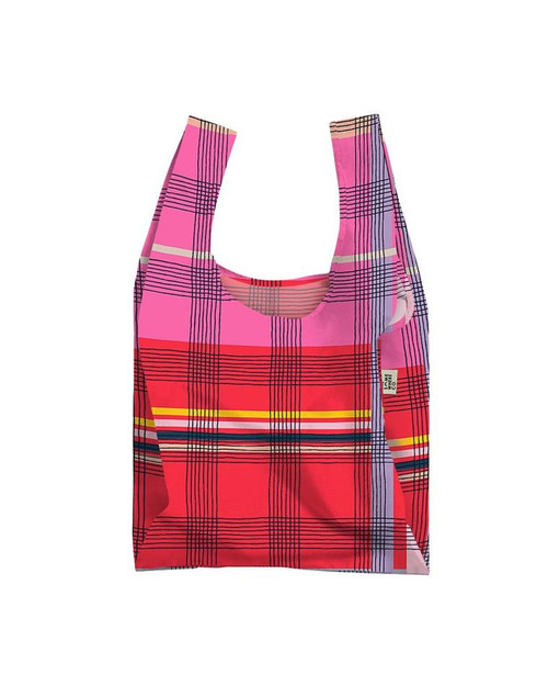 Paint It Plaid Reusable Shopping Bag