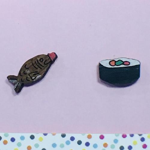Sushi Studs