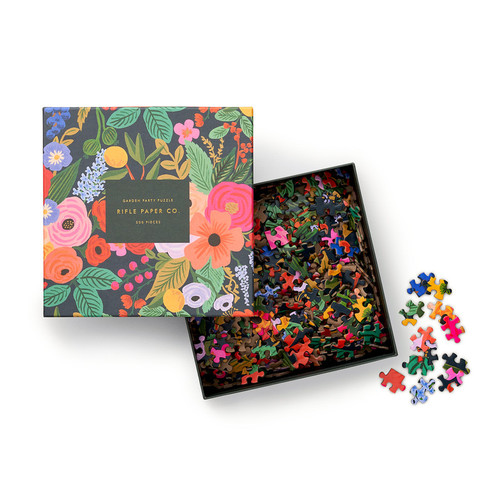 Jigsaw Puzzle Garden Party 500 Pc