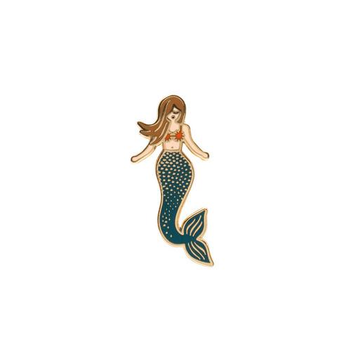 Enamel Pin Mermaid