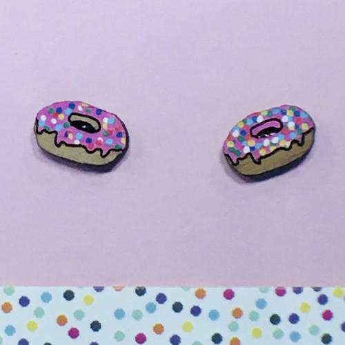 Donut Studs