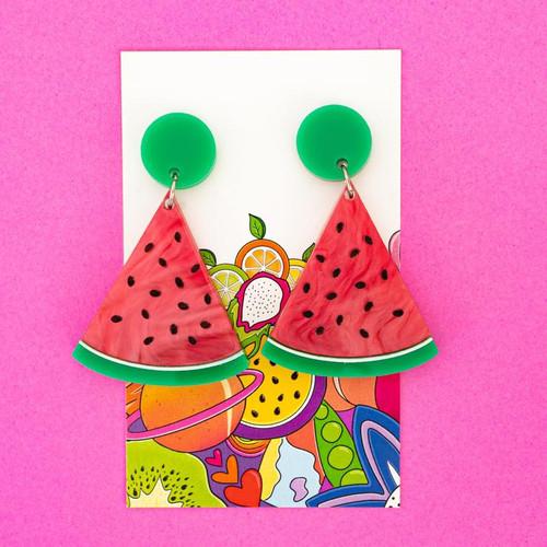 Watermelon Dangles