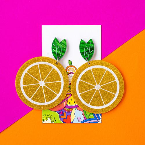 Youre The Zest Lemon Dangles