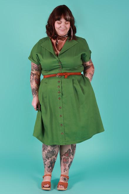 Patty Dress Rainforest