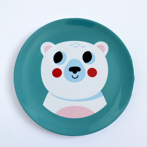 OMM Design Polar Bear Plate