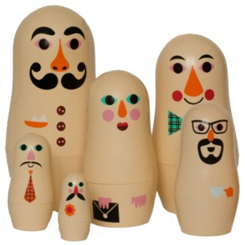 OMM Design - Family Nesting Dolls