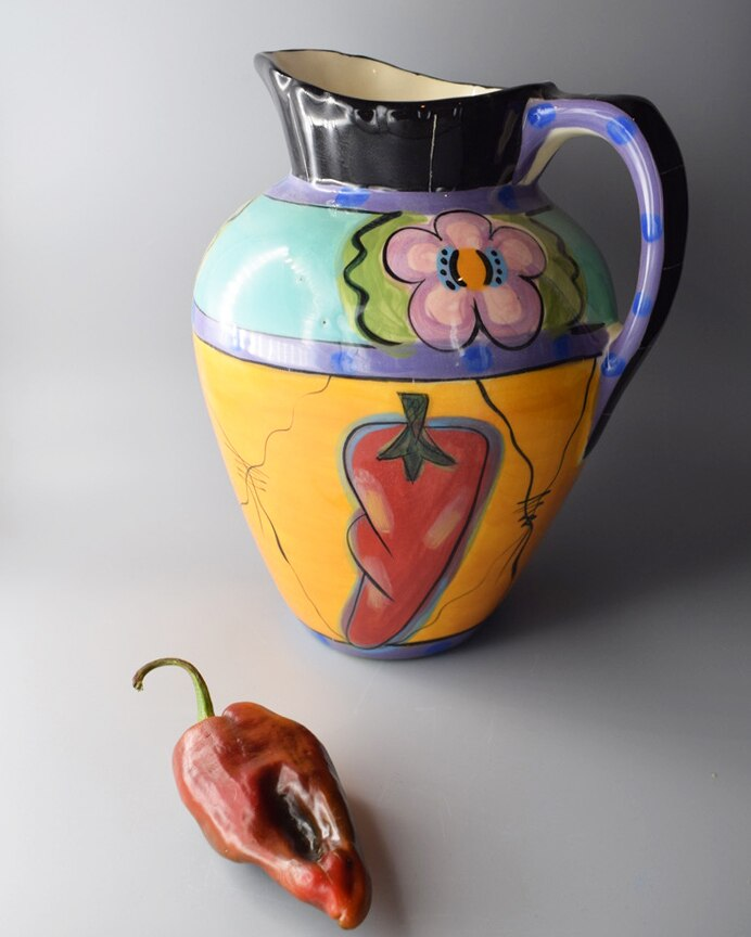 (LP03-CP) Large Pitcher- Chile Pachanga