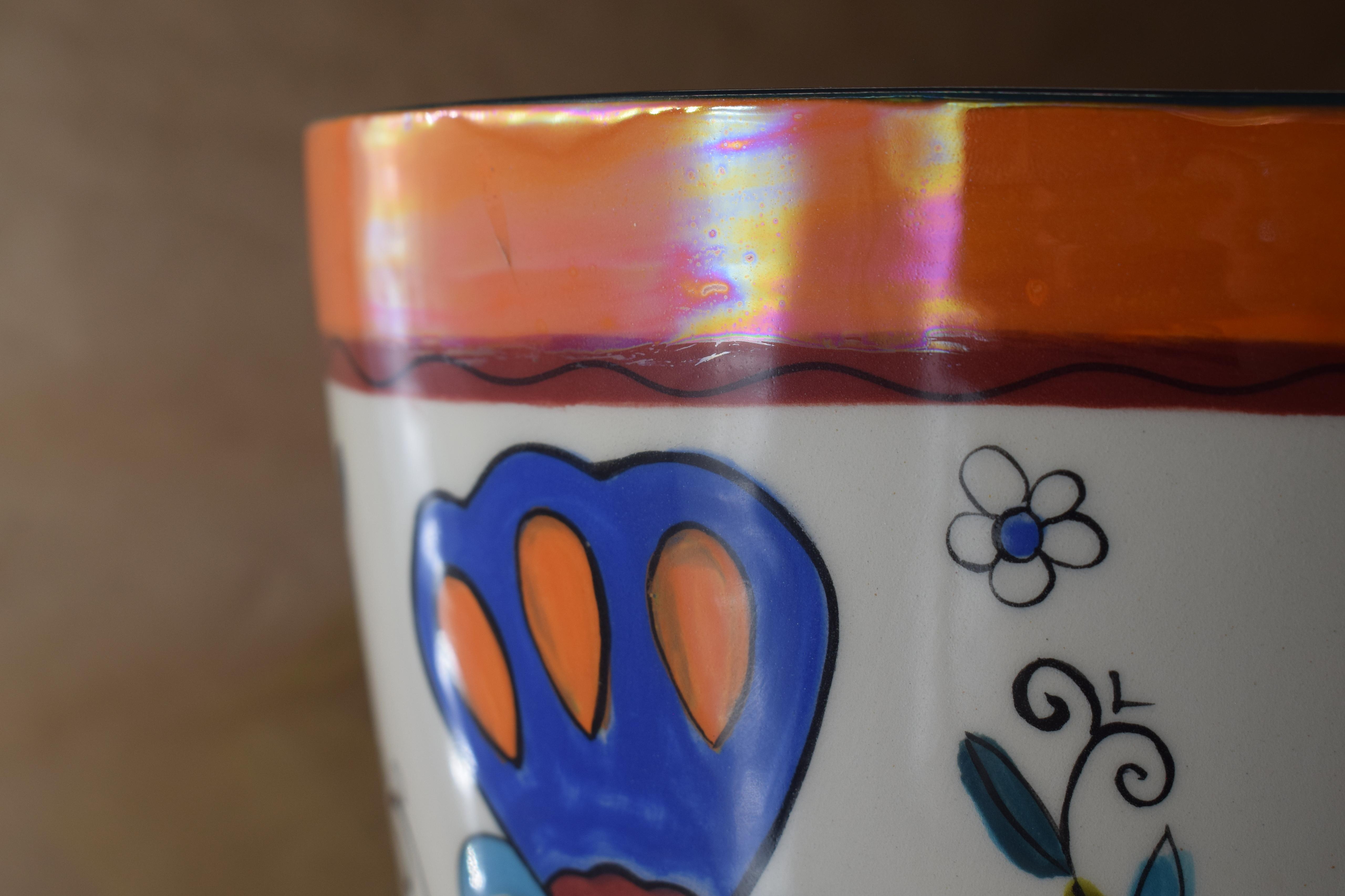 """(WB10-MNC) 9"""" Wine Bucket- Mandarino"""