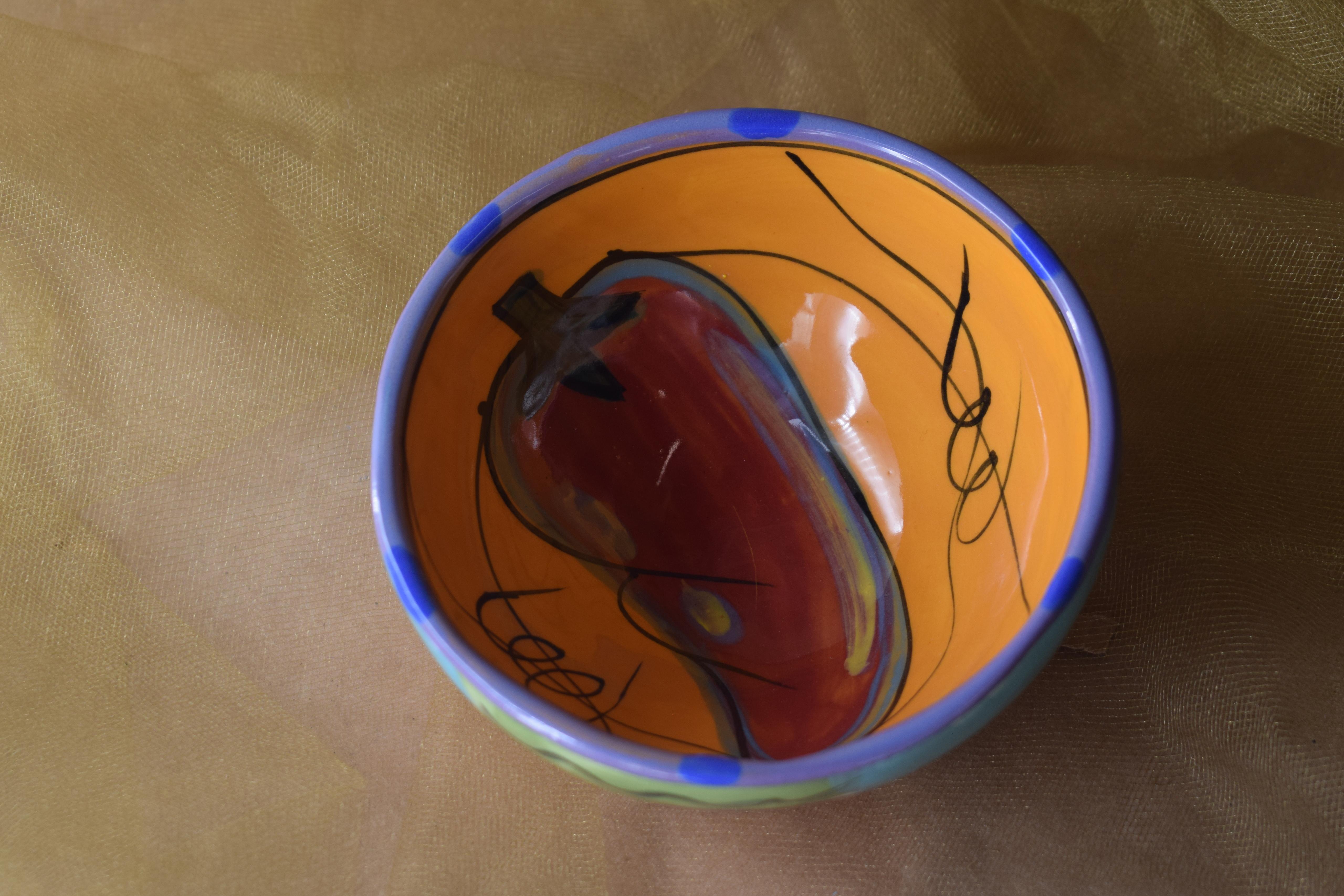 (PB00-CP) Salsa Bowl- Chile Pachanga