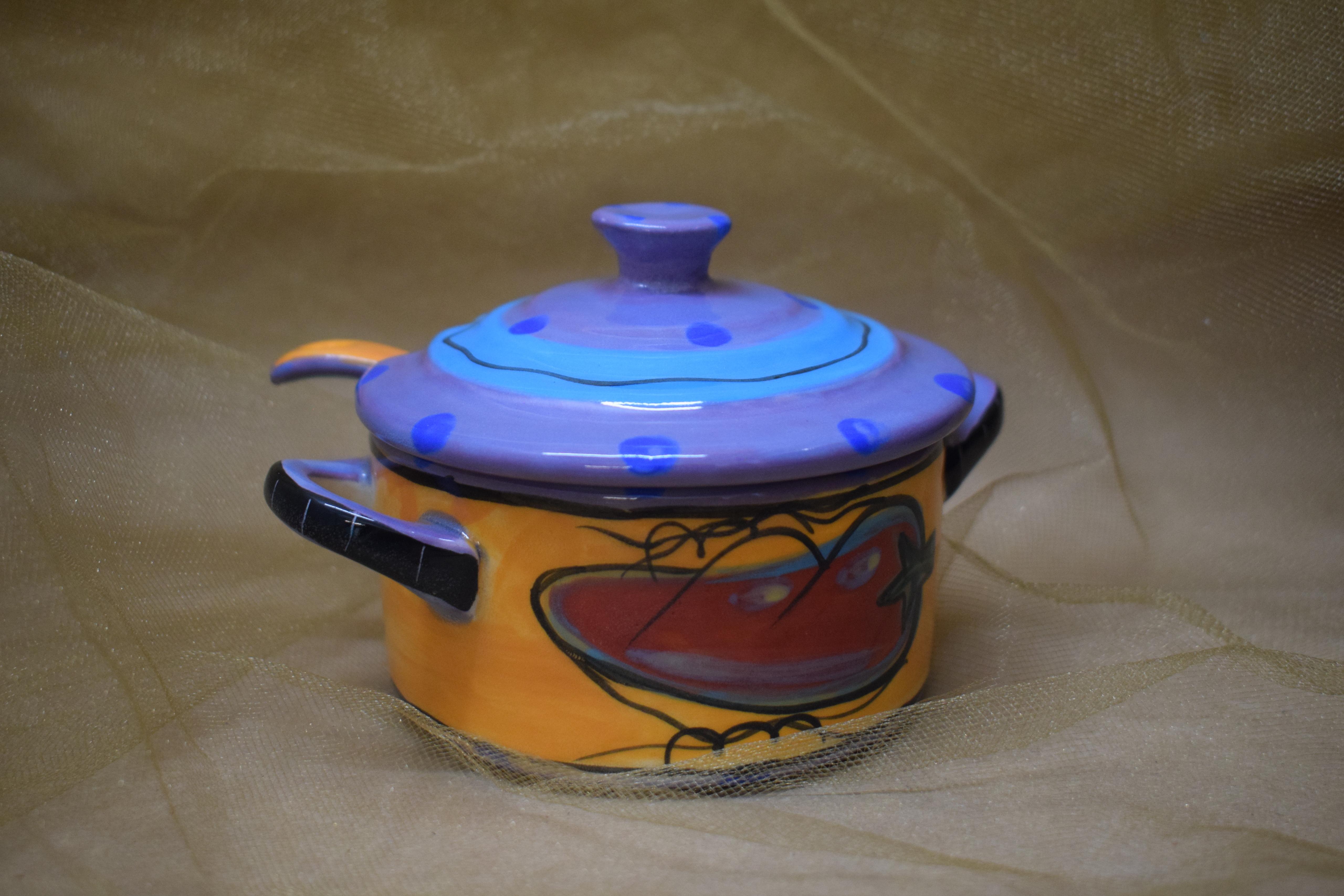 (SJ04-CP) Salsa Jar- Chile Pachanga