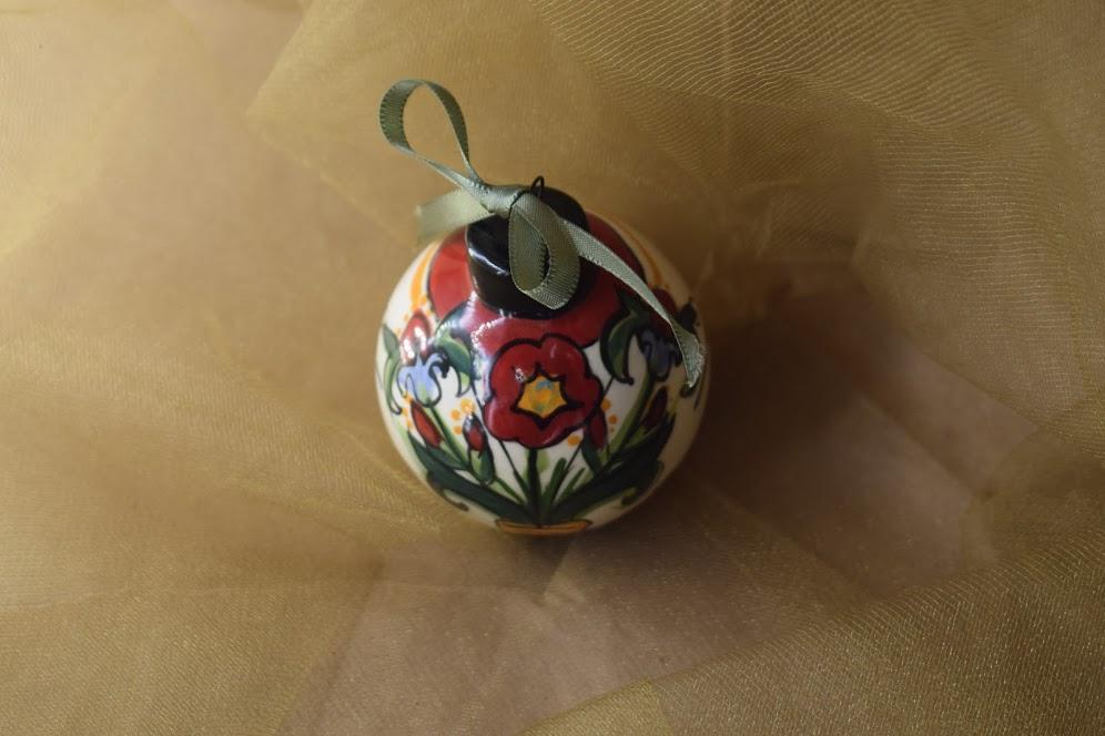 (Ornament-VR) Ornament- Venetian Red