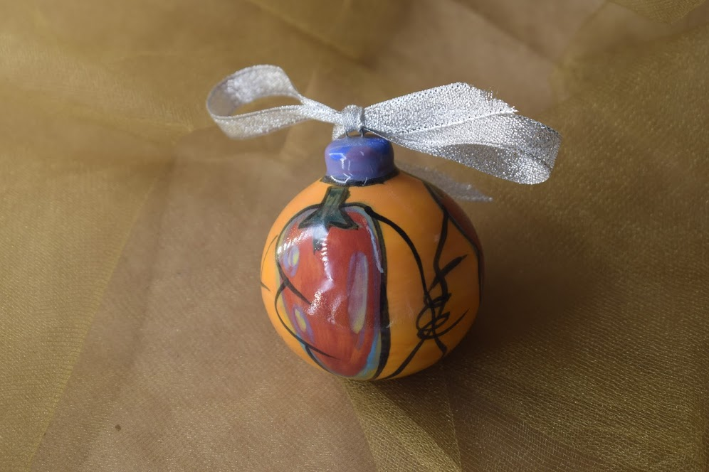 (Ornament-Sm-CP) Small Ornament- Chile Pachanga