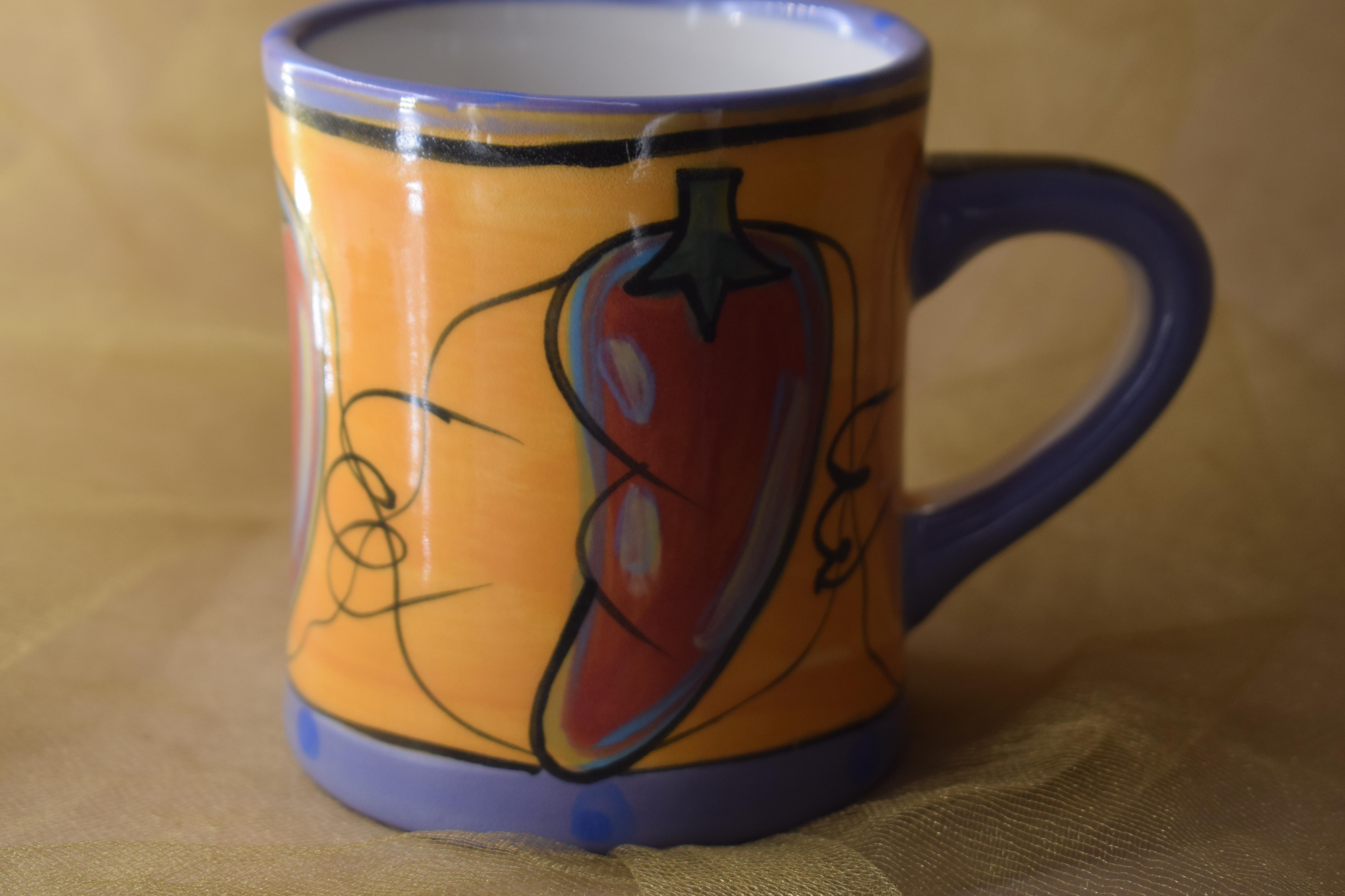 (BLM02-CP) Big Mug- Chile Pachanga