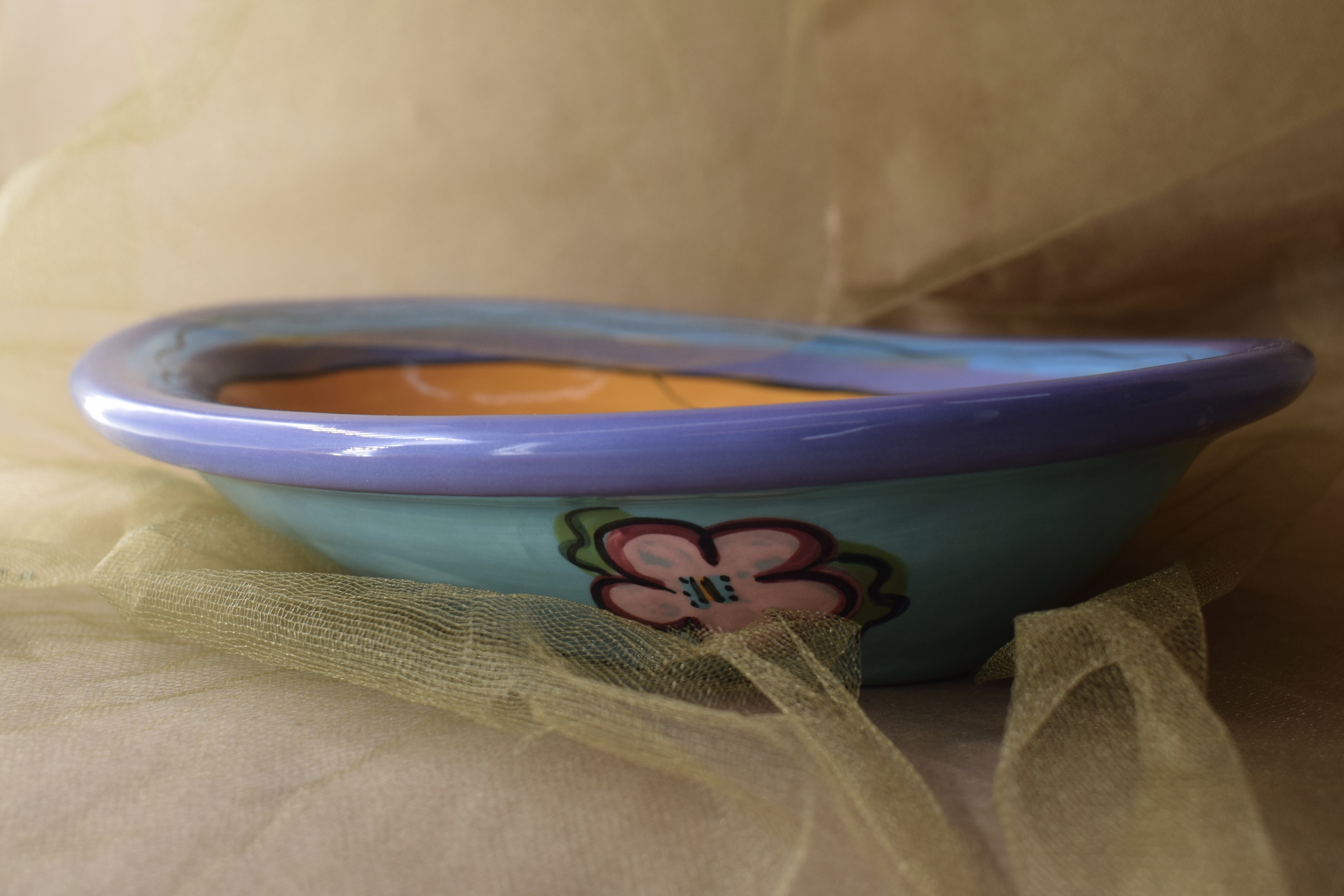 "(CP20-CP) 10"" Oval Casserole- Chile Pachanga"