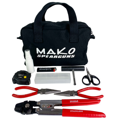 Attack Pack Spearfishing Tool Kit