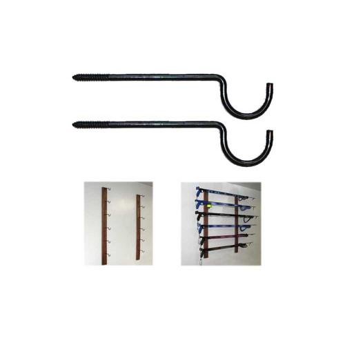 Speargun Rack Wall Hooks