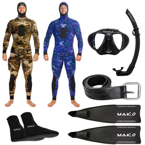 Freediving Class Gear Package