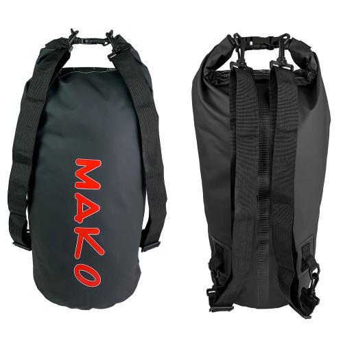 Black Waterproof Backpack