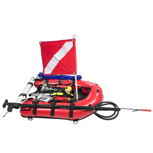 Inflatable Dive Board