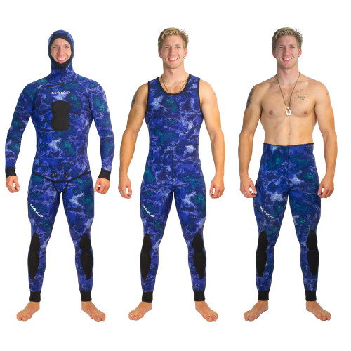 Yamamoto Neoprene is the best and most expensive neoprene in the world with NO OTHER SPEARFISHING WETSUIT HAVING MORE STRETCH COMFORT WARMTH OR DURABILITY