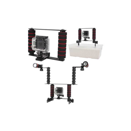 Two Handle Transformer Camera Tray