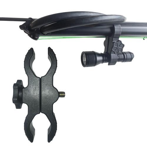 Heavyweight Speargun Flashlight Bracket (for SCUBA divers)
