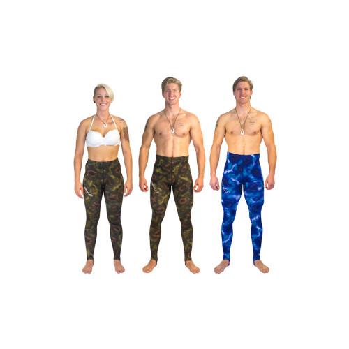 Dive Skin Rashguard Pants - CLEARANCE